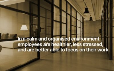 Professional Office Cleaning Boosts Productivity